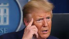 Ατού Μπριζόλες Και Trump Βότκα στο Flop, Αλλά Ατού COVID Θεραπεία θα Μπορούσε να Κερδίσει Τον Επανεκλογή
