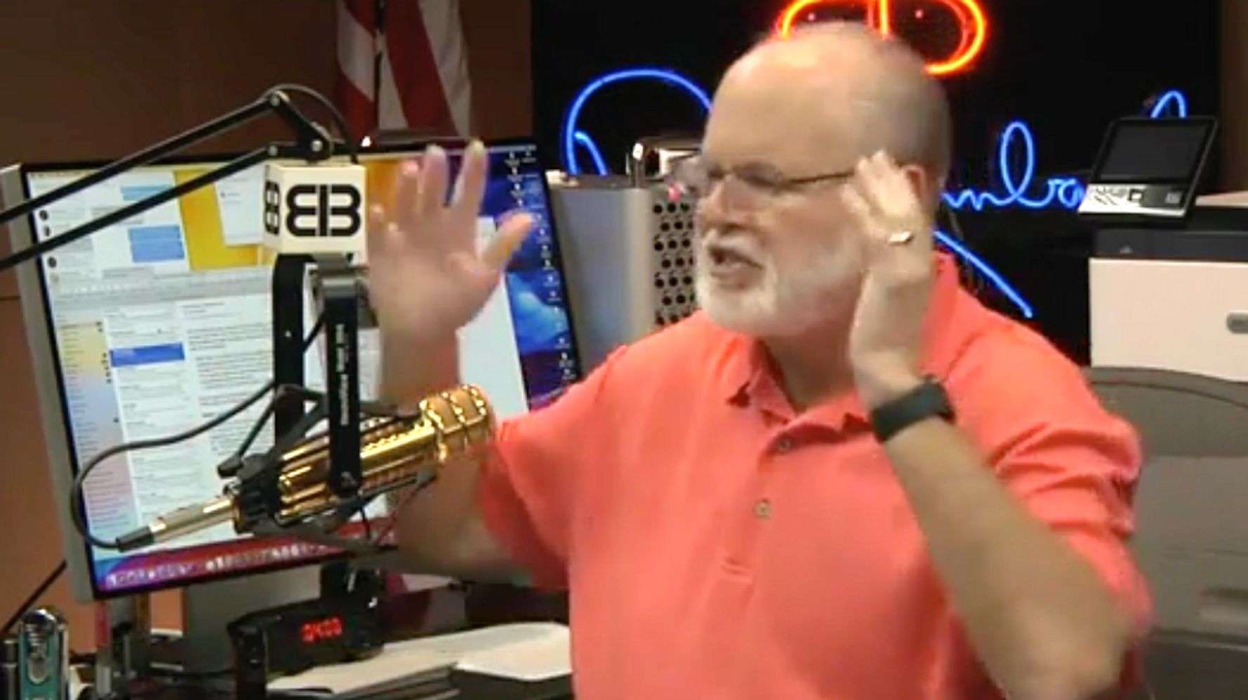 Rush Limbaugh Claims Health Experts Are Hillary Clinton Allies Trying To Hurt Trump