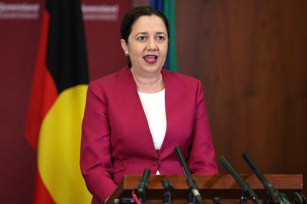 Queensland Premier Annastacia