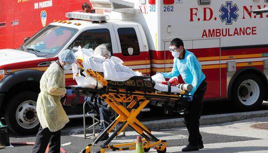 ニューヨーク市の新型コロナ死者数、同時多発テロを超える