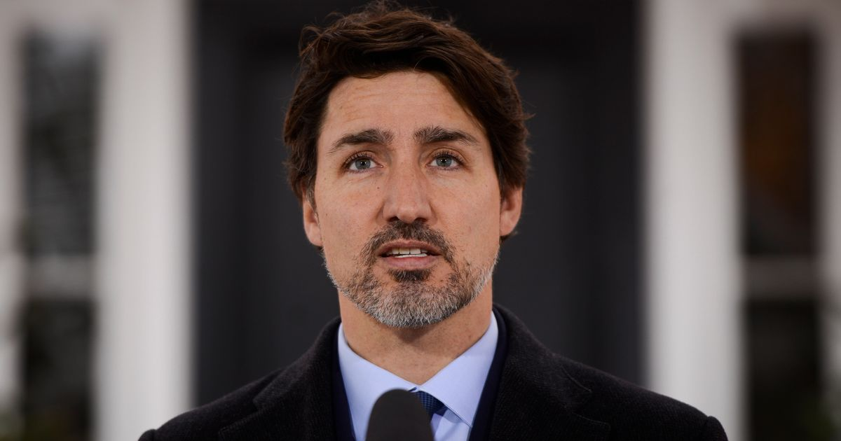 5e8d3f372500006400eaf202 - Justin Trudeau Accidentally Creates A Gross New Term For 'Say It, Don't Spray It'