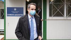 Μητσοτάκης σε γιατρούς των ΜΕΘ: «Στόχος η μακρόπνοη θωράκιση του