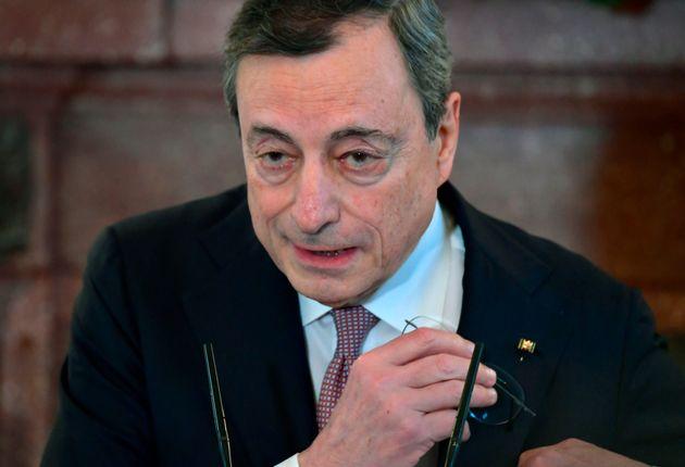Spavento per Mario Draghi, domato incendio nella sua
