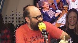 """Ignatius cuenta la bronca que le echaron sus vecinos: """"Me han mandado callarme la puta"""