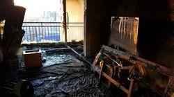 불길 치솟는 아파트서 동생 구하려다…형도 동생도