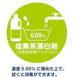 消毒液の作り方、ドアノブなどの消毒は「アルコールより熱水や塩素系漂白剤」厚労省【新型コロナウイルス】