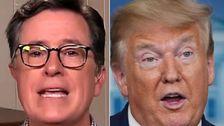 Colbert Mencapai Batas Nya Truf Hissy Fits: 'Kau Tahu Apa? Siapa yang Memberikan S**t!'