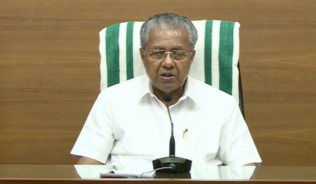 Kerala CM Pinarayi