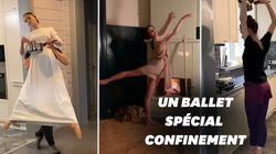 Ces danseurs de ballet télétravaillent à leur