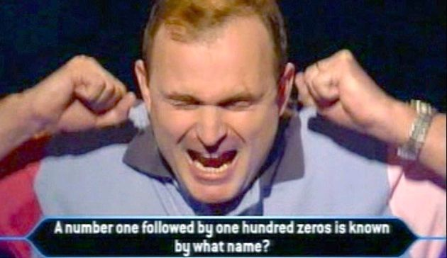 Charles Ingram became a TV millionaire after answering this