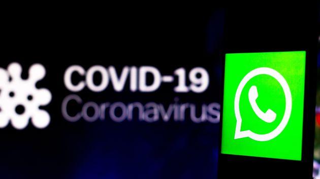 Il coronavirus cambia anche WhatsApp: ecco il nuovo limite per gli