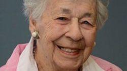 L'écrivaine Marguerite Lescop succombe à la COVID-19 à 104