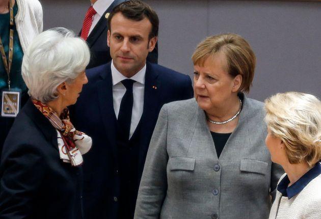 Pourquoi l'Union européenne est au bord du gouffre avec le covid-19 (photo prise le 13 décembre...