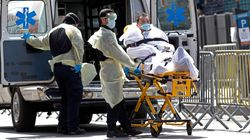New York City Sees More Deaths From Coronavirus Than