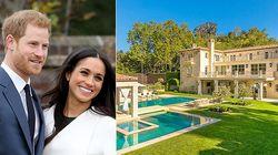 8 bagni, campi da tennis e piscine: nella villa che Harry e Meghan vorrebbero a