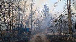 Πυρκαγιά στο Τσέρνομπιλ - Τι προκύπτει από τις μετρήσεις στην