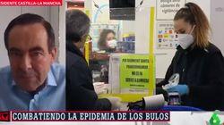 La denuncia de Bono en 'Al Rojo Vivo':