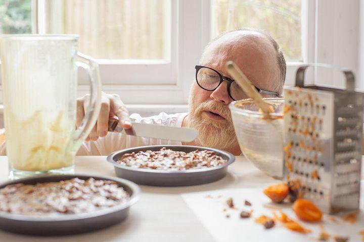 Baker and food writer Dan Lepard