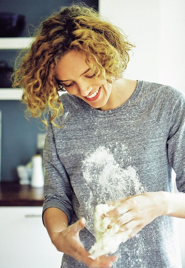 Food writer, author and Great British Bake Off contestant Ruby Tandoh