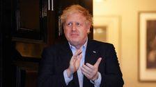 Boris Johnson, Veröffentlicht Von Intensive Care Unit