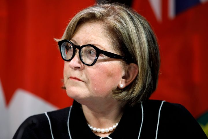 Dr. Barbara Yaffe, Ontario's Associate Chief Medical Officer of Health, said the province is looking at testing in facilities where there is an outbreak.