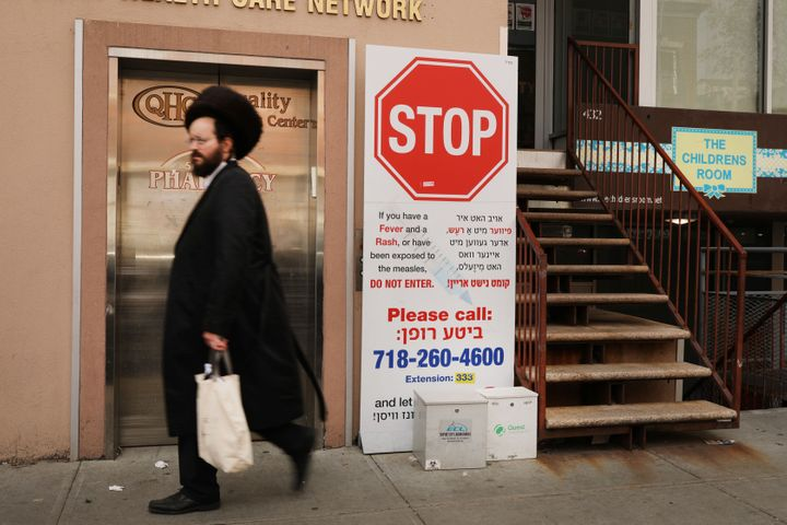 Intelligence Agencies Warn Extremists Could Use Pandemic To Attack Asians, Jews 15