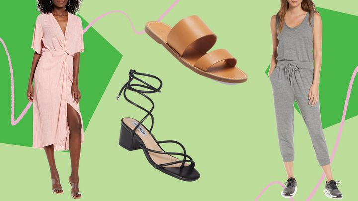 Nordstrom's Marathon Of Mini Sales Starts With Dresses And Sandals