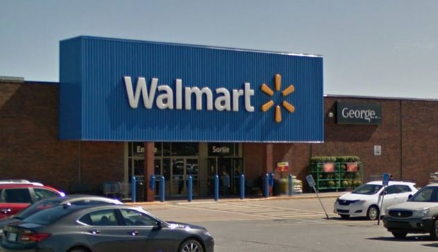 A security guard at the Walmart in Sherbrooke, Que., about 150 kilometres east of Montreal, was seriously injured after an alleged altercation.