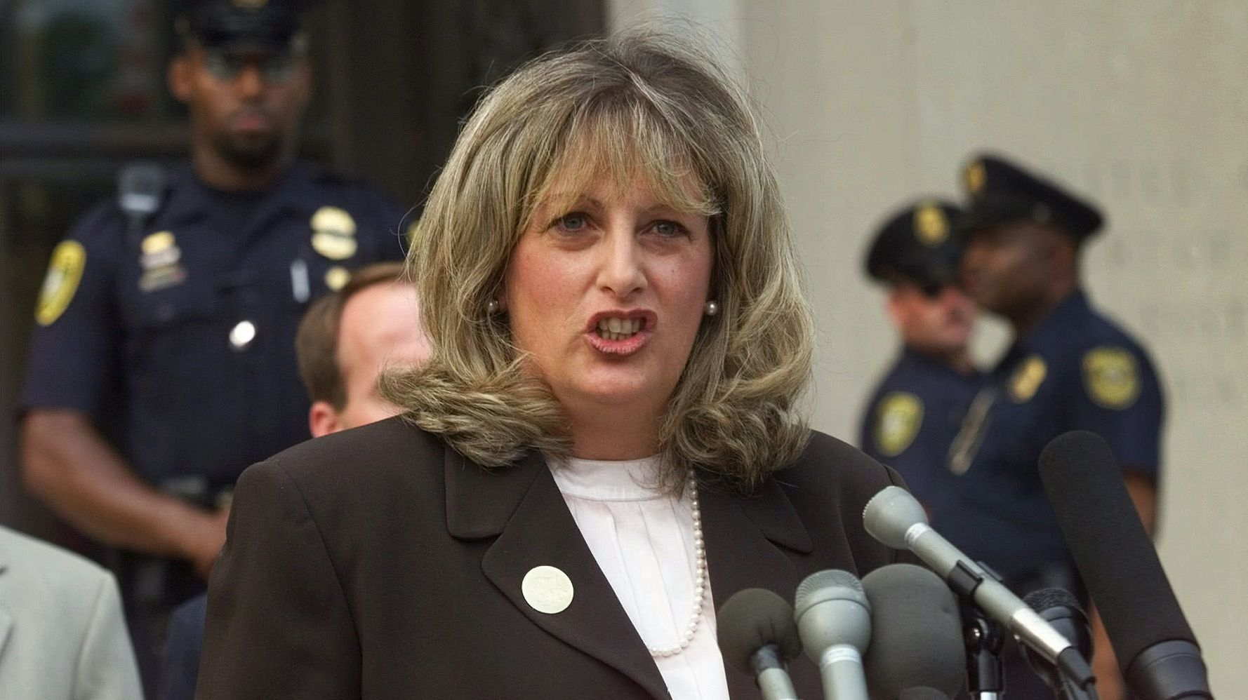 Clinton Whistleblower Linda Tripp Dead At 70: Reports