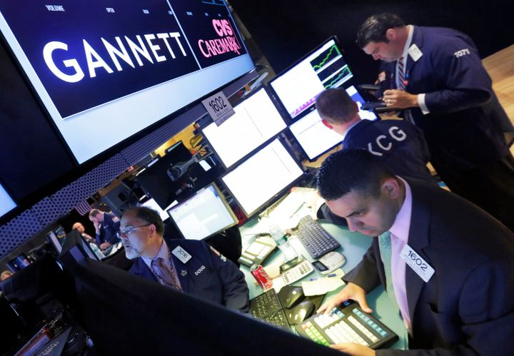 Gannett's merger with GateHouse put one of every six U.S. newspapers under the control of a company that has repeatedly cut jobs nationwide amid financial struggles.