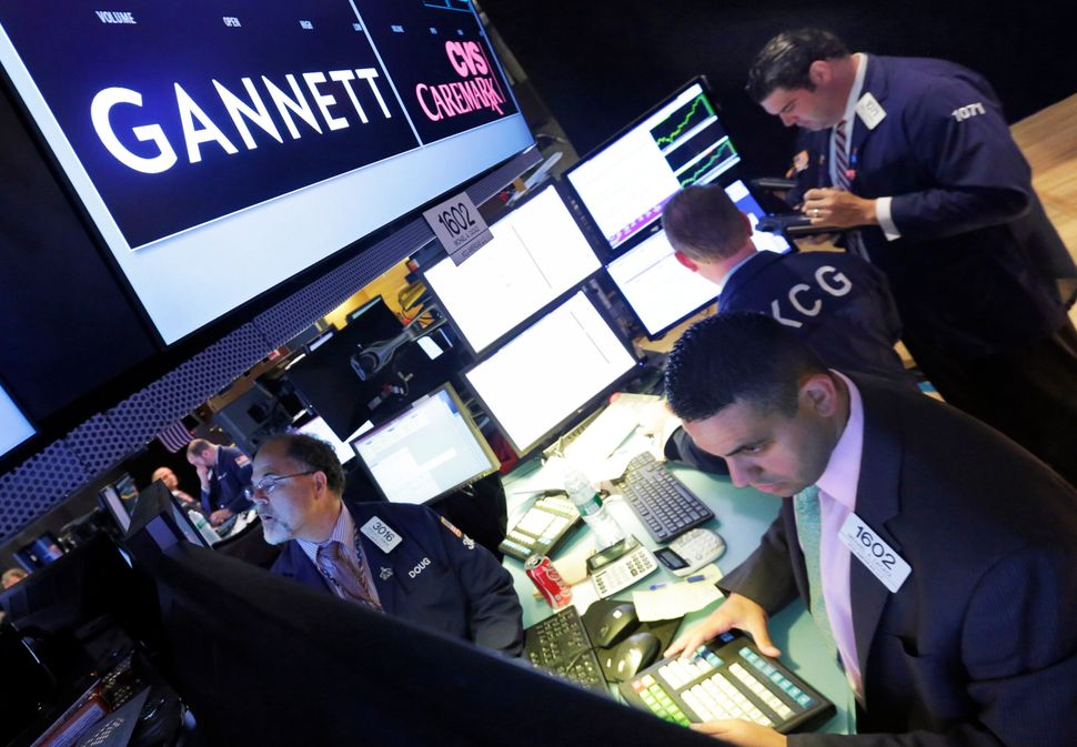 Gannett's merger with GateHouse put one of every six U.S. newspapers under the control of a company that has repeatedly cut j