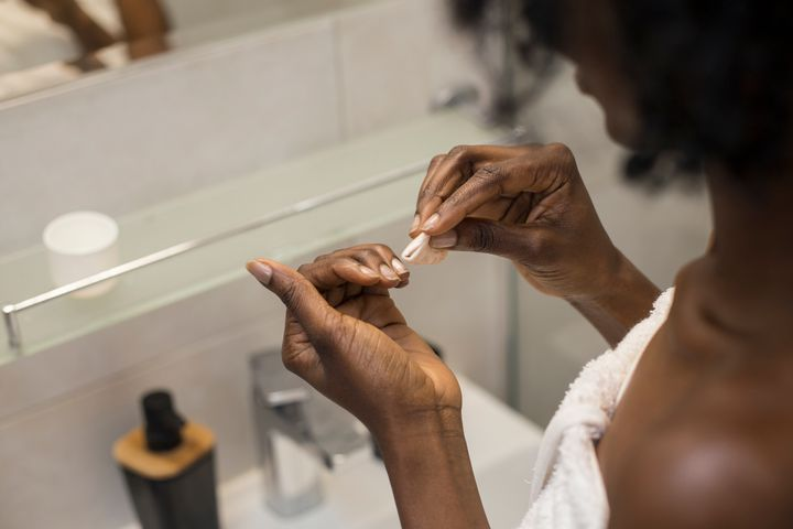 how to do a professional manicure and pedicure