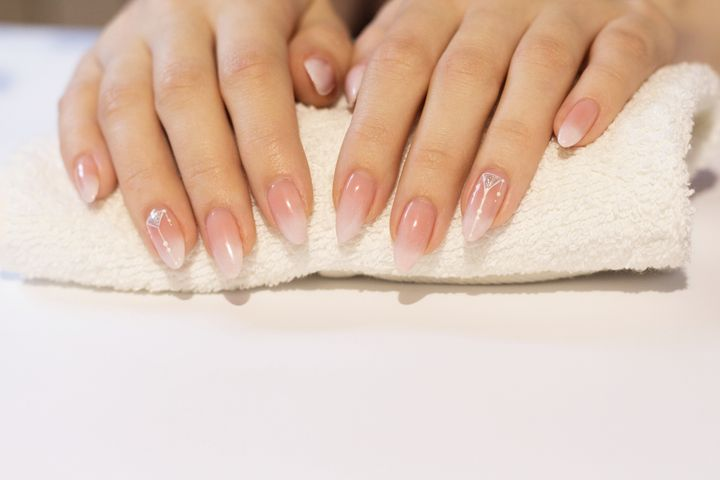 Doing your own nails could be a form of self-care while you're spending most of your time inside.