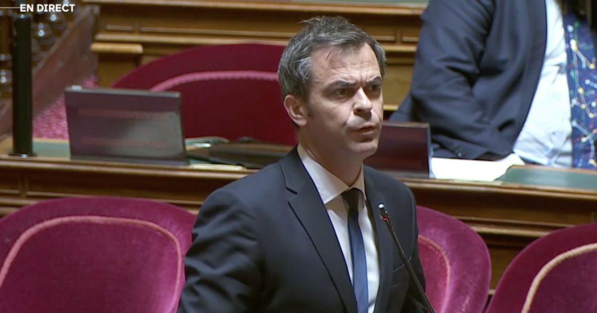 """La réponse sèche de Véran à un sénateur qui accuse le premier ministre de """"mensonges"""""""