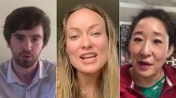 Des acteurs ayant incarné un médecin à l'écran rendent hommage aux vrais