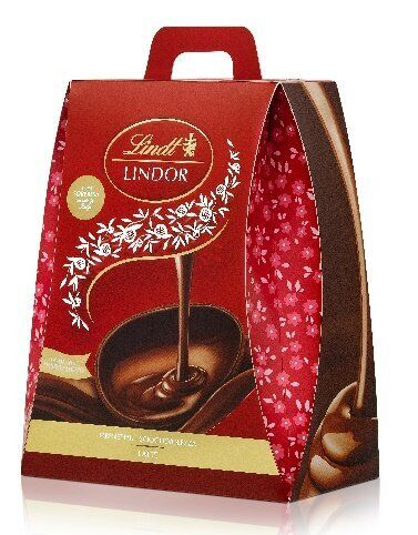 Ovo Lindor Double Layer da Lindt
