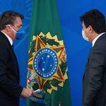 Depois de trocar farpas, Bolsonaro e Mandetta colocam panos quentes na