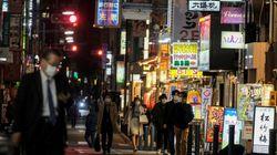 일본에서 하루 동안 신종코로나 확진자 515명이 나왔다(4월 8일