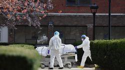 뉴욕주의 코로나19 사망자수는 9·11 테러 희생자의 두 배가