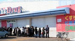 購入できるかは「運次第」。北海道で開店時のマスク販売をやめる取り組みが始まる。