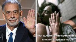 """""""Siamo con te, grande Italia"""": Francis Ford Coppola racconta l'amore e il coraggio del nostro"""