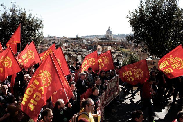 """La Fiom attacca Confindustria: """"Cieche pressioni, pensa solo"""