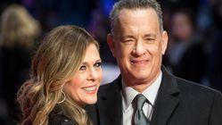 """""""Quando ho avuto paura di morire a mio marito Tom Hanks ho chiesto di fare due"""