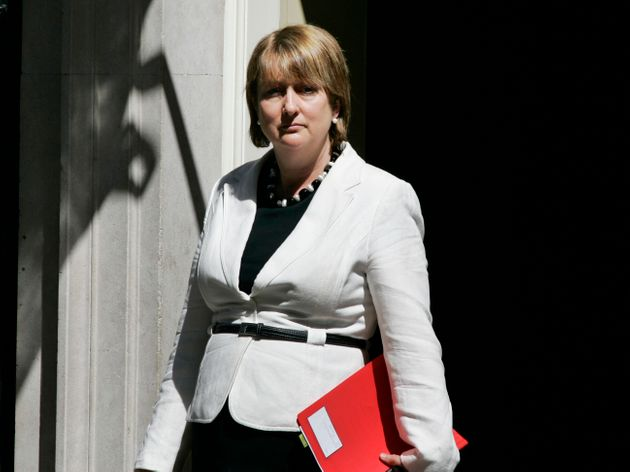 Jacqui Smith was home secretary from 2007 until 2009.