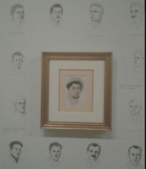 Φωτογραφία : Ασαντούρ Μπαχαριάν, Τα Φαγιούμ των Μελλοθανάτων, Μουσείο