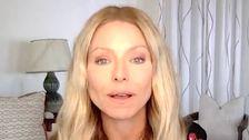 Kelly Ripa Menangis Lebih Relatable Karantina Masalah Keluarga