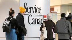 Plus d'un million de pertes d'emplois en mars au