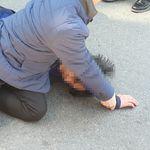 오세훈 유세현장에서 흉기 난동 부린 50대가 밝힌 범행