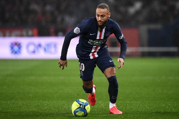 Neymar, ici lors de PSG-Bordeaux en Ligue 1 le 23 février