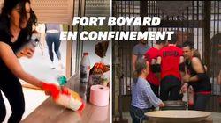 En confinement, ils rejouent la salle du trésor de Fort